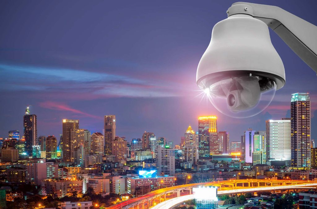 Safe Cities Portada