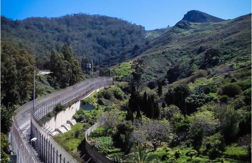 Gunnebo renueva los sistemas de cctv del perímetro de la valla fronteriza de Ceuta.