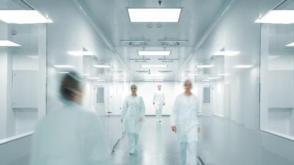 Control de acceso en hospitales