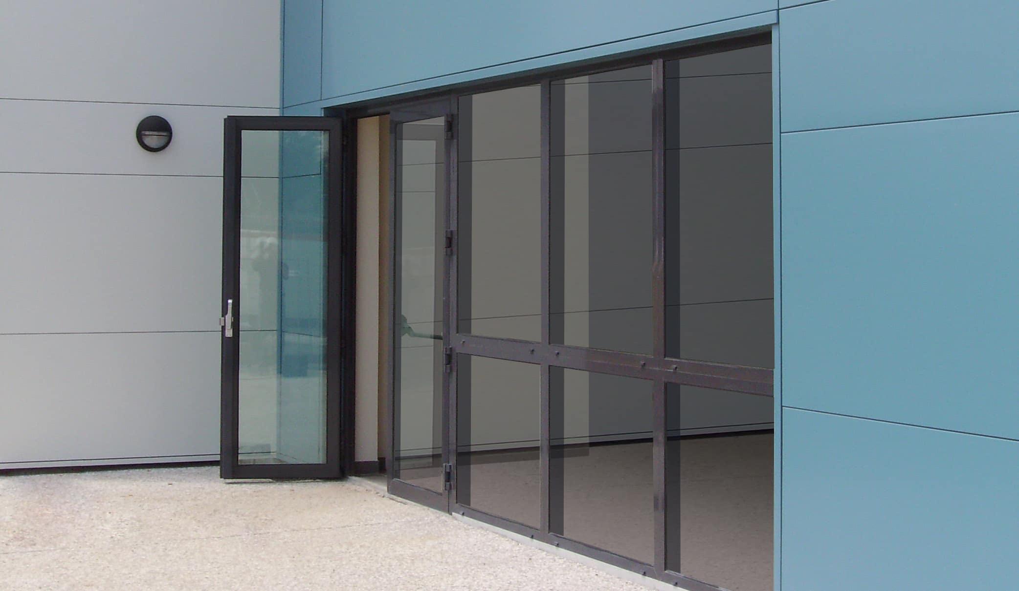 puerta de seguridad antiexplosión blastek