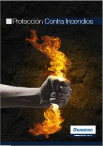 Catálogo sistema de protección contra incendios